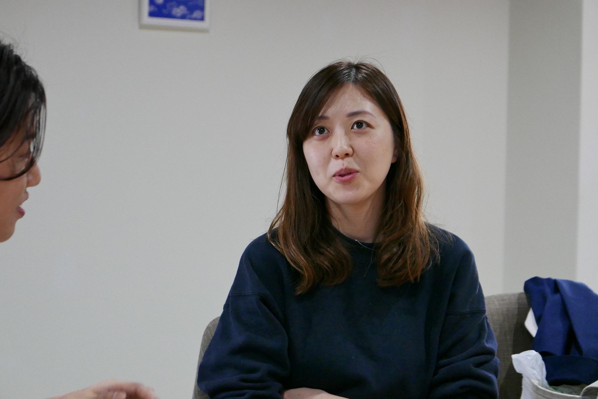 卒業生インタビュー 宮本春香さん