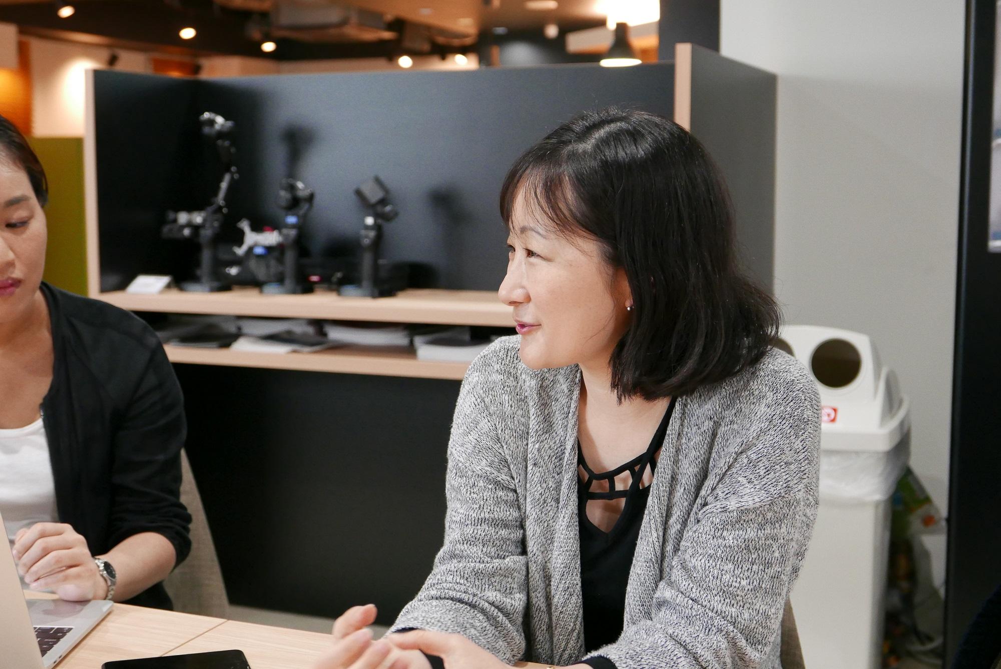 卒業生インタビュー 藤田舞さん