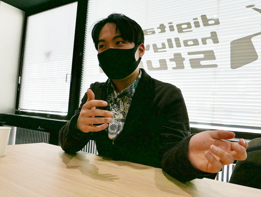STUDIO京都インタビュー 井原さん